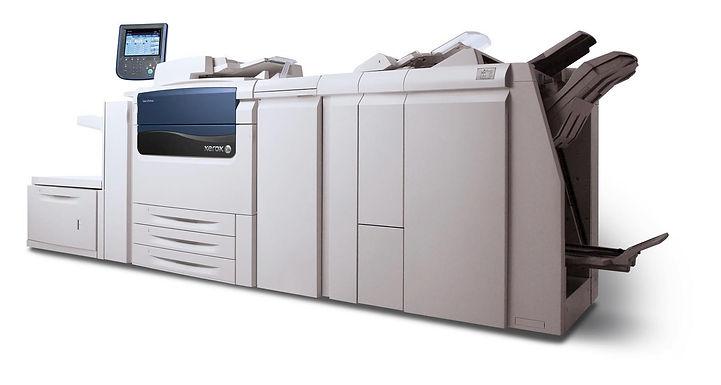 Xerox C75 Press