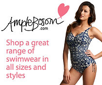 Plus Size Bras, Swimwear & Lingerie from AmpleBosom.com. Designer lingerie and bras for women with a fuller figure to order online.