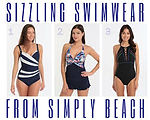 Simply Beach Browse And Shop Our Stunning Collection Of Designer Swimwear & Beachwear. Free UK Tracked Delivery. Types: Cup Sized Swimwear, Plus Size Swimwear, Swimsuits, Tankinis, DD+ Swimwear.
