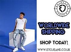 Mens Designer Denim & Clothing From Only £6.99 | Huge Range Of Styles & Colours | Shop Now Men's Designer ClothingMens Slim Fit Denim JeansMen's Designer Shorts
