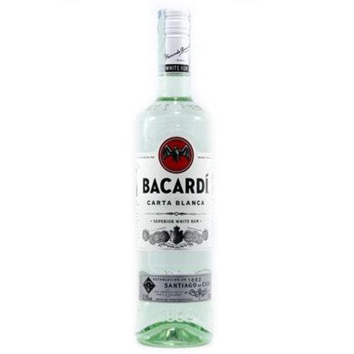 Bacardí Carta Blanca Rum 700 ml
