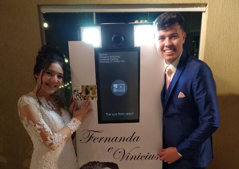Fernanda e Vinicius