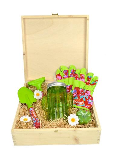 Kleine Gärtnerin | Geschenkbox