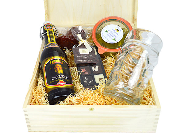 Fränkisch`a Leckerei`n   Geschenkbox
