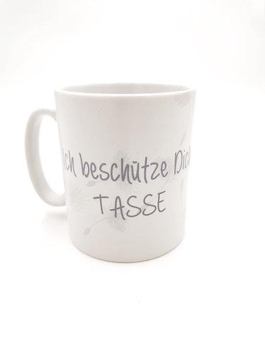 Ich beschütze Dich Tasse