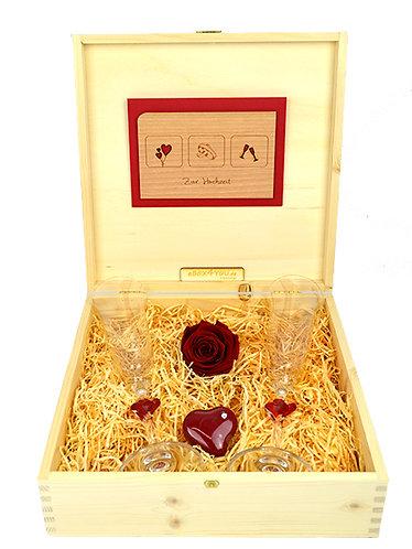 Làmour Royal Red   Geschenkbox