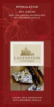 Lauensteiner Tafelschokolade Spekulatius