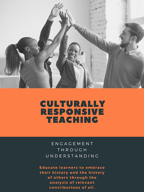 ESL and Dual Language Training: Culturally Responsive Teaching