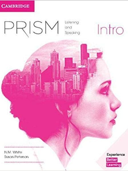 ESL Course Book, Prism Intro