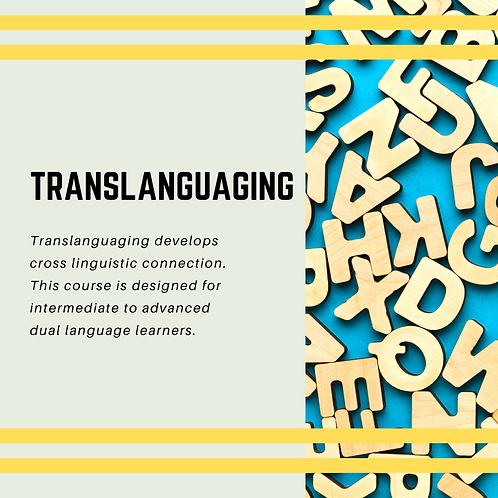 ESL and Dual Language Training: Translanguaging