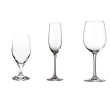Glassware: Table Settings
