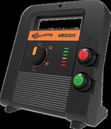 Eletrificador de cerca MBS200