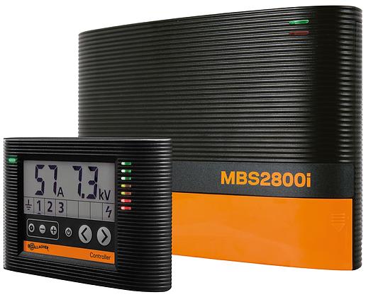 Eletrificador de cerca MBS2800i