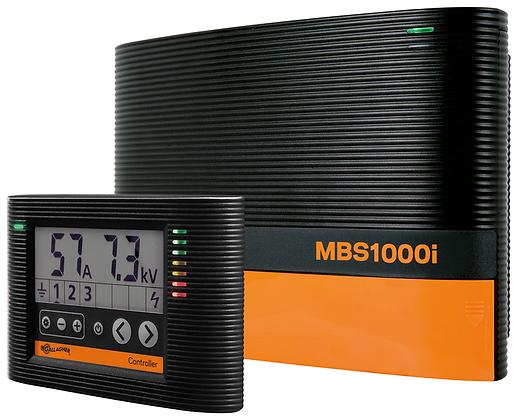 Eletrificador de cerca MBS1000i
