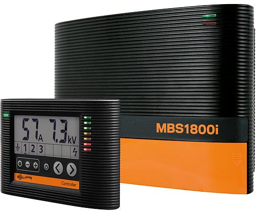 Eletrificador de cerca MBS1800i