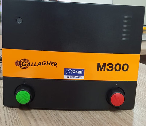 ELETRIFICADOR GALLAGHER M300