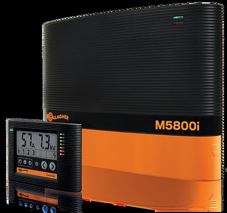 Eletrificador de cerca M5800i