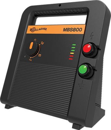 Eletrificador de cerca MBS800