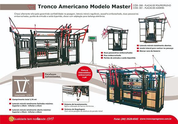 Tronco Americano Master