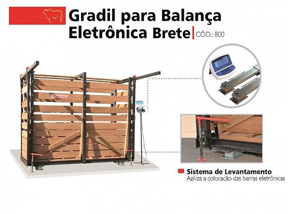 Gradil para Balança Eletrônica Brete
