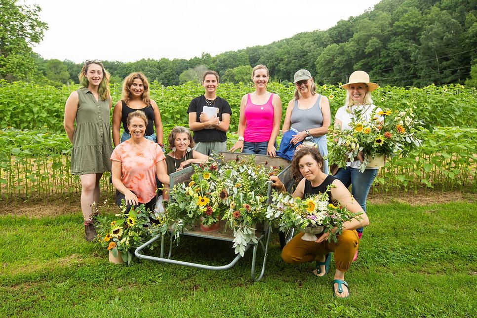 Flower Farm Tour