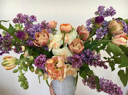 Seasonal Farm Arrangement (incl. vase)