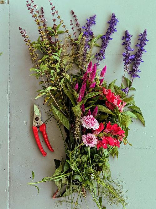 Cut Flower Growing Kit