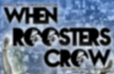 When roosters crow Poster mini (HANDS IN