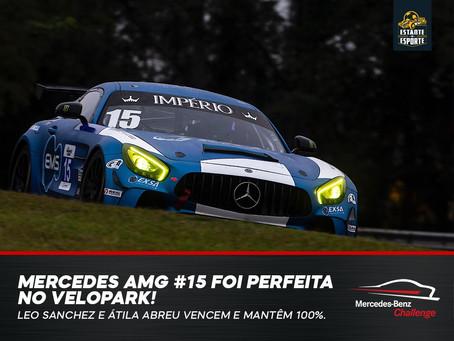 Leo Sanchez e Átila Abreu vencem novamente no Endurance Brasil