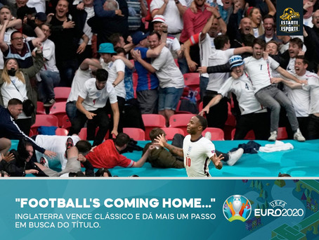 """""""FOOTBALL'S COMING HOME..."""""""