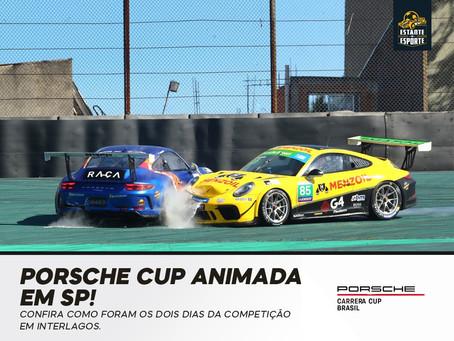 PORSCHE CUP ANIMADA EM SP