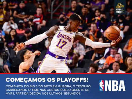 Bem-vindo aos Playoffs da NBA