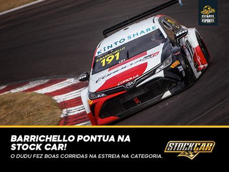 DUDU PONTUA EM CASCAVEL