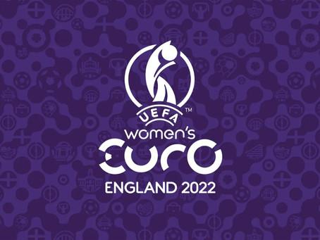 VEM AÍ A UEFA Women's EURO 2022