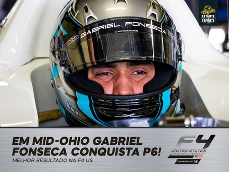 Em Mid-Ohio Gabriel Fonseca conquista P6