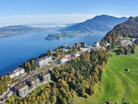 World Economic Forum Jahrestreffen 2021 im Bürgenstock Resort