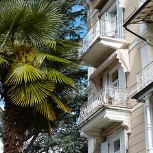 Fassade Jugendstil Adria @Damian Pertoll