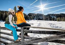 Winterwandern©Ferienregion_Salzburger_Lu