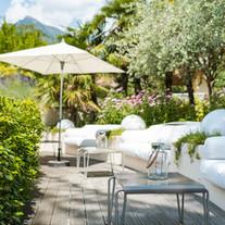 Terrasse Park Hotel Mignon @Armin Terzer