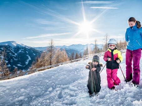 Unbeschwerte Urlaubstage im Salzburger Lungau