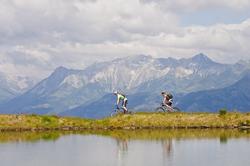 Rad und Bike 2 - Foto Ferienregion Lunga