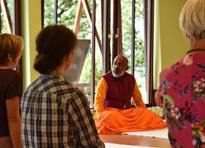 Zurück zur eigenen Natur - Retreat mit Guruji im Gartenhotel Crystal