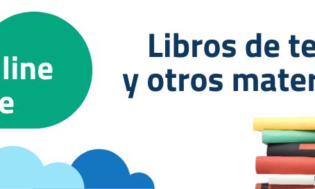 LIBROS DE TEXTO 2020-21
