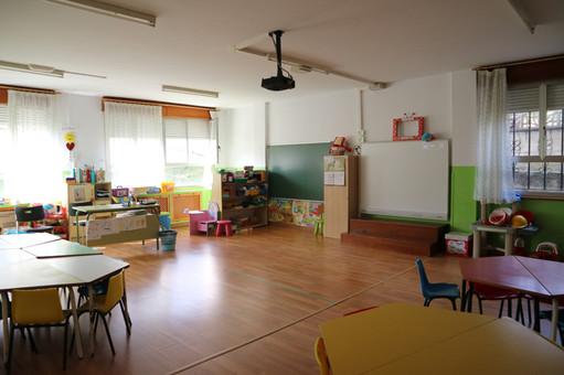 Clases Infantil 3 a 6 años