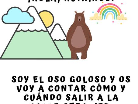 LOS NIÑOS PUEDEN SALIR A PASEAR! Recomendaciones