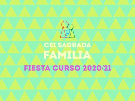 FIESTA FIN DE CURSO 2020/21