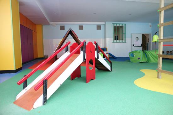 Parque infantil interior