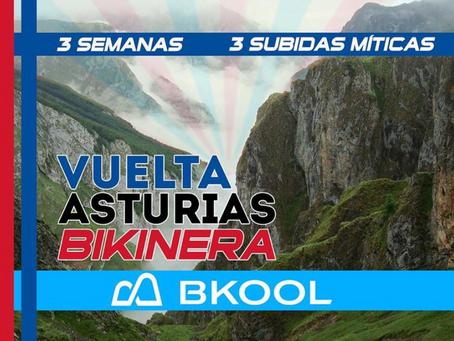 I VUELTA ASTURIAS BIKINERA
