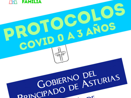 PROTOCOLO COVID 0 a 3 AÑOS