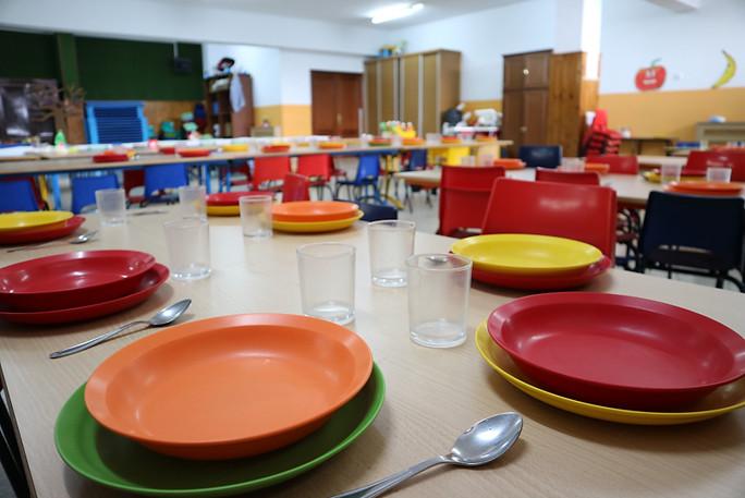 Comedor y Salón de usos múltiples